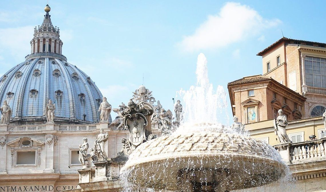 Half day guided visit of the Vatican