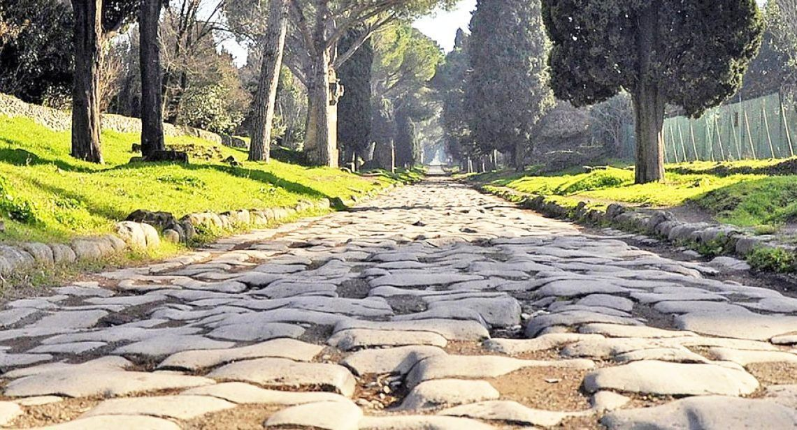 catacombs of Rome and the Appian Way