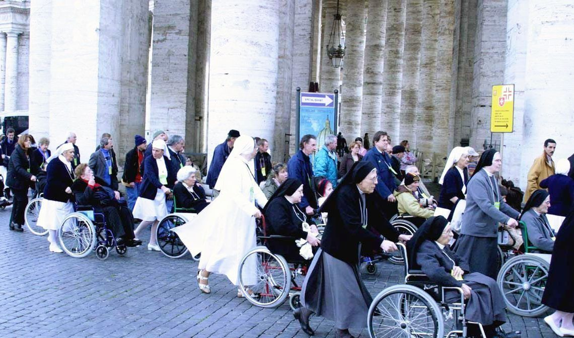 Advice for Travelers with Disabilities in the Vatican